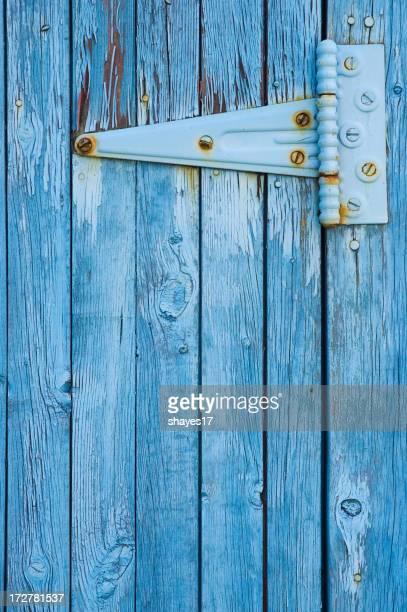 Porte de grange Charnière