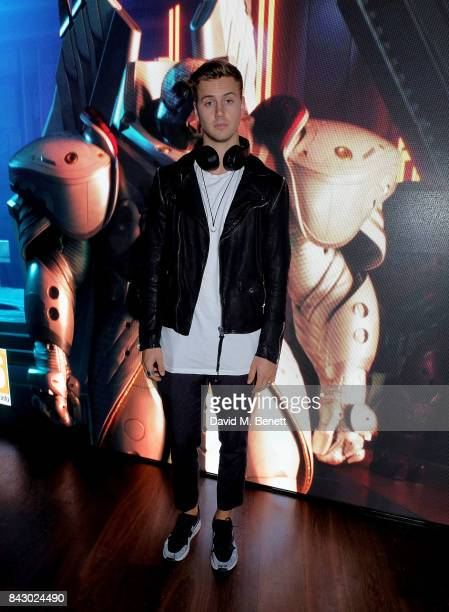 Barney Banks attends the Destiny 2 launch event on PlayStation 4 Available from Wednesday 6th September 2017 #Destiny2 at Mondrian Hotel on September...
