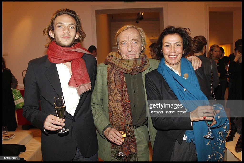 Ines De La Fressange And Sophie Gachet Present Their Book \'La ...