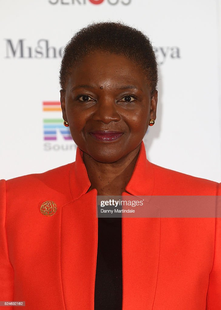 Baroness Amos attends the Jazz FM Awards 2016 at Bloomsbury Ballroom on April 26 2016 in London England