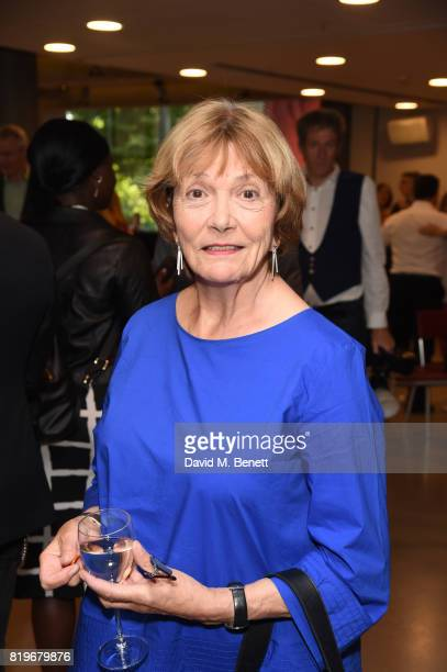 Baroness Bakewell attends the press night performance of 'Tanguera' at Sadler's Wells Theatre on July 20 2017 in London England