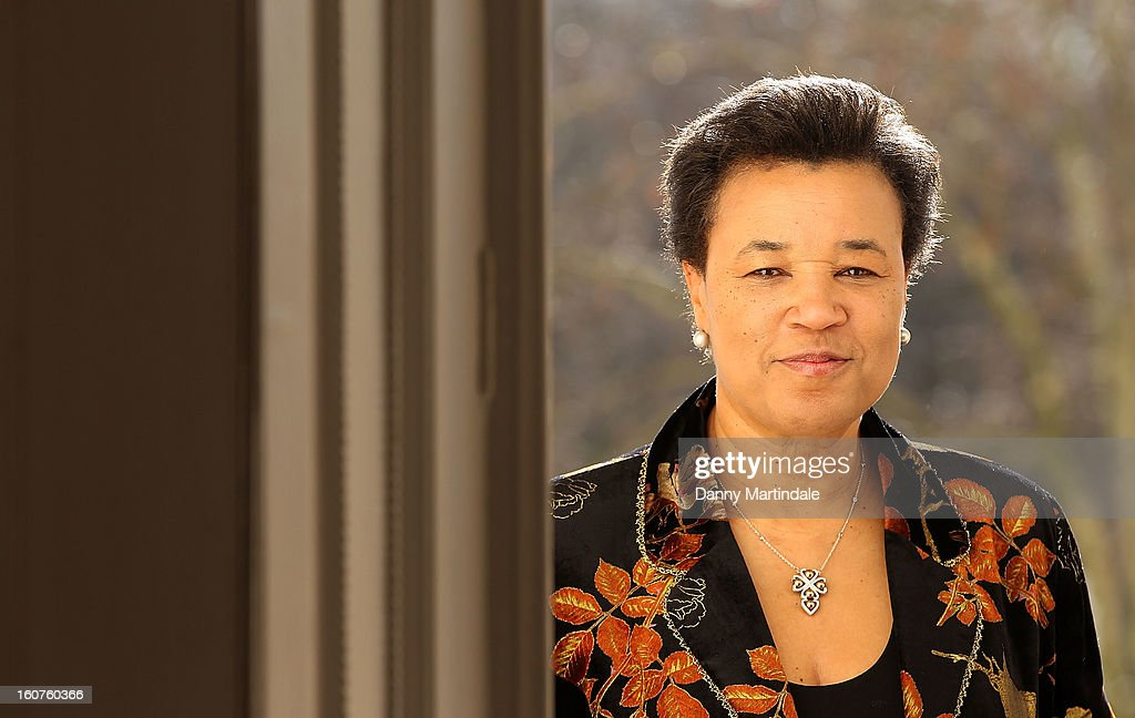 Baroness Scotland attends a photocall to promote One Billion Rising, a global movement aiming to end violence towards women at ICA on February 5, 2013 in London, England.