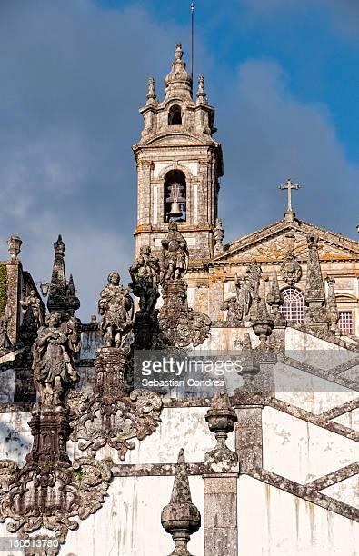 Baroque church of Bom Jesus