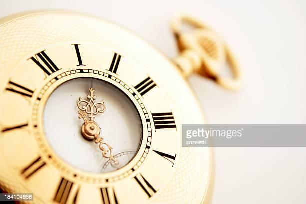 Baroque Timepiece