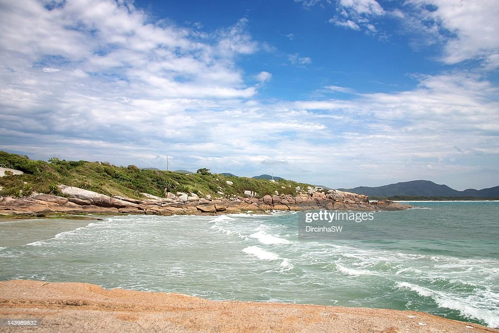 Barra da Lagoa - Florianópolis : Stock Photo