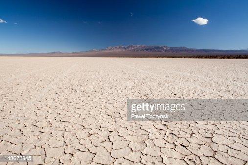 Barreal Blanco flat dry lake barren landscapes
