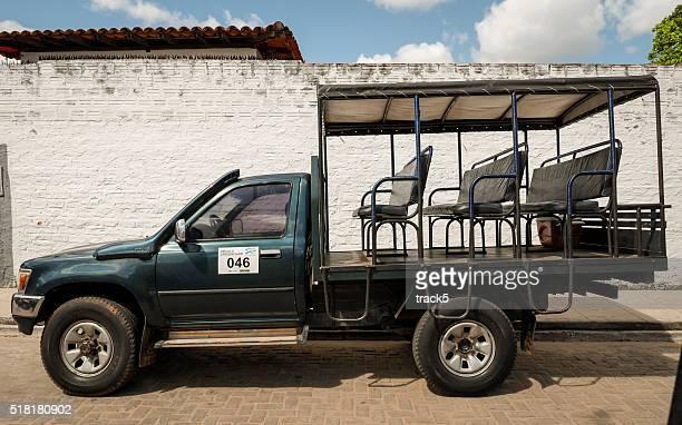 Barreirinhas tour truck, Brazil