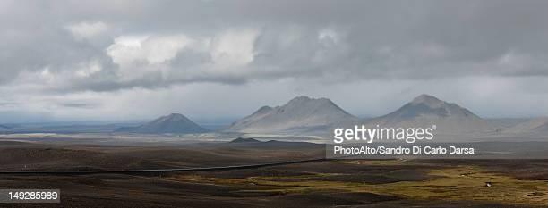 Barren landscape, Iceland