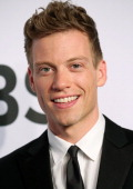 Barrett Foa attends American Theatre Wing's 68th Annual Tony Awards at Radio City Music Hall on June 8 2014 in New York City