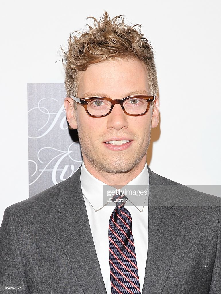 Barrett Foa attends 'An Evening' benefiting The L.A. Gay & Lesbian Center at the Beverly Wilshire Four Seasons Hotel on March 21, 2013 in Beverly Hills, California.