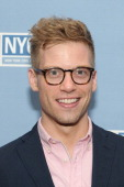 Barrett Foa attends NYCLU 12th Annual Benefit Concert 'Broadway Stands Up For Freedom' at NYU Skirball Center on July 21 2014 in New York City