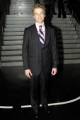 Barrett Foa during 20th Annual Lucille Lortel Awards for Outstanding Achievement OffBroadway at Dodger Stages in New York City New York United States