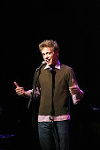 Barrett Foa during Broadway Stands Up For Freedom at Peter Norton Symphony Space in New York NY United States
