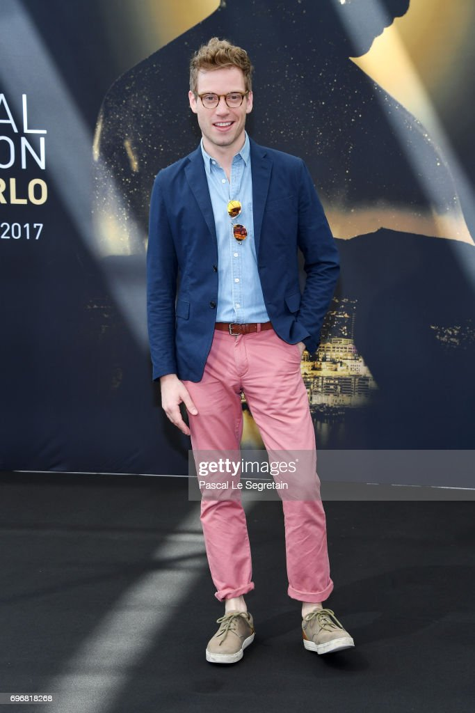 Barrett Foa from 'NCIS: Los Angeles' attends a photocall during the 57th Monte Carlo TV Festival : Day 2 on June 17, 2017 in Monte-Carlo, Monaco.