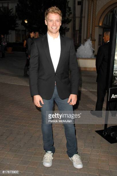 Barrett Foat attends Waiting For 'Superman' Premiere at Paramount Theatre on September 20 2010 in Hollywood California