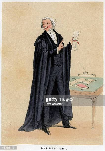 'Barrister' 1855