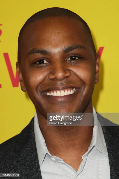 Barron A Myers attends the 7th Annual 2017 Streamy Awards at The Beverly Hilton Hotel on September 26 2017 in Beverly Hills California