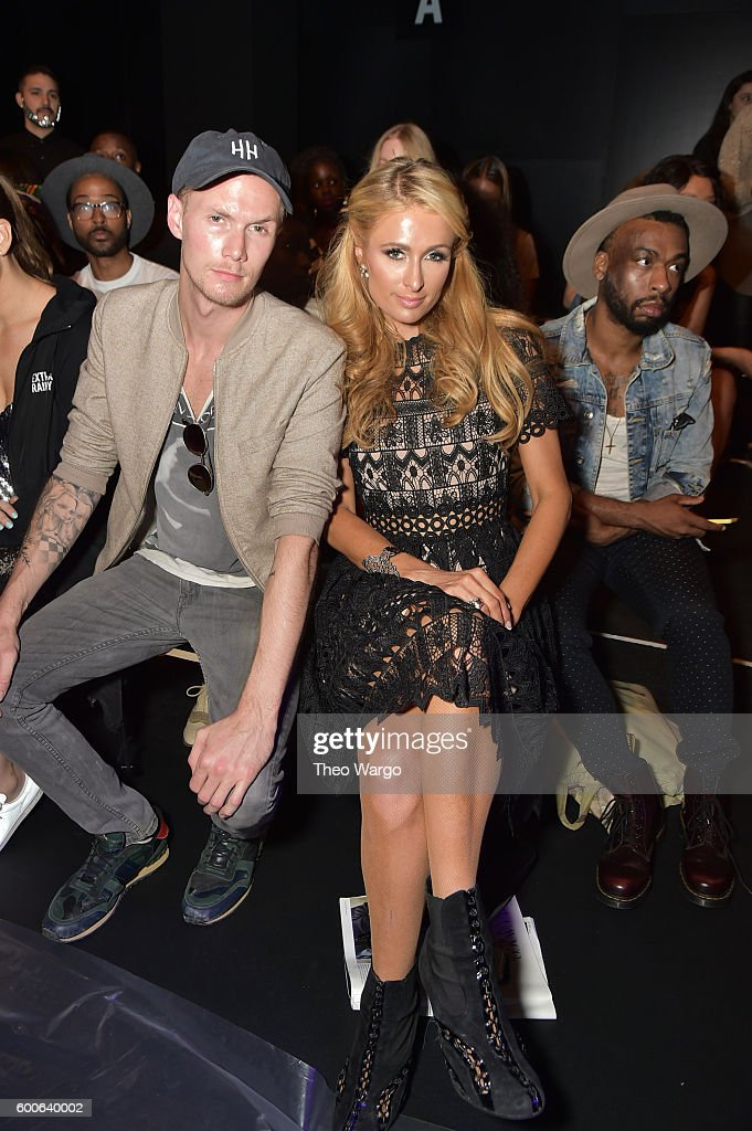 Michael Costello - Front Row - September 2016 - New York Fashion Week: The Shows