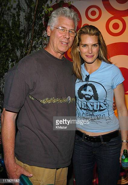Barry Bostwick and Brooke Shields during 11th Annual Kids for Kids Celebrity Carnival to Benefit the Elizabeth Glaser Pediatric AIDS Foundation...
