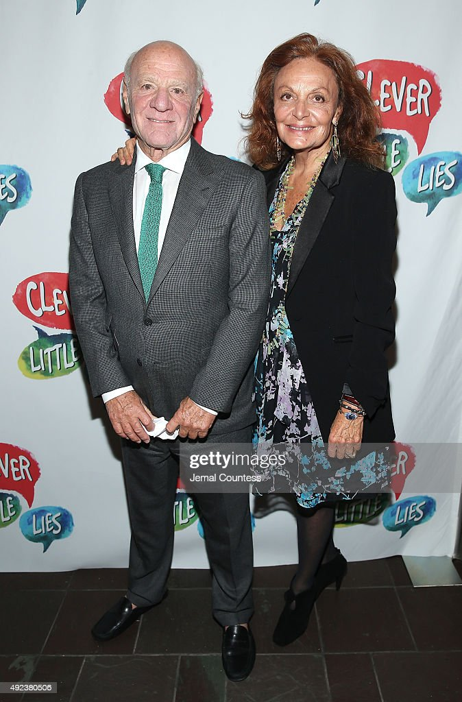 """""""Clever Little Lies"""" Opening Night - Arrivals & Curtain Call"""