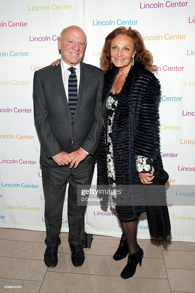 <a gi-track='captionPersonalityLinkClicked' href=/galleries/search?phrase=Barry+Diller&family=editorial&specificpeople=208116 ng-click='$event.stopPropagation()'>Barry Diller</a> (L) and Diane von Furstenberg attend Lincoln Center's American Songbook Gala honoring Lorne Michaels at Lincoln Center for the Performing Arts on February 11, 2016 in New York City.