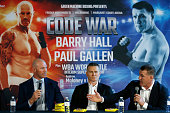 AUS: Barry Hall v Paul Gallen Press Conference