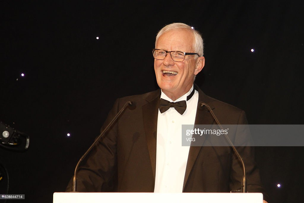 <a gi-track='captionPersonalityLinkClicked' href=/galleries/search?phrase=Barry+Hearn&family=editorial&specificpeople=550410 ng-click='$event.stopPropagation()'>Barry Hearn</a>, Chairman of World Snooker speaks during the annual end-of-season awards dinner on May 6, 2016 in Manchester, England.