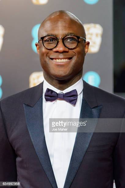 Barry Jenkins attends the 70th EE British Academy Film Awards at Royal Albert Hall on February 12 2017 in London England