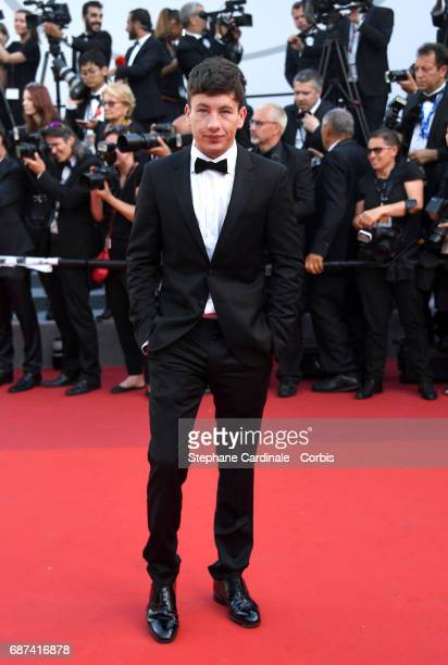 Barry Keoghan attends the 70th Anniversary of the 70th annual Cannes Film Festival at Palais des Festivals on May 23 2017 in Cannes France