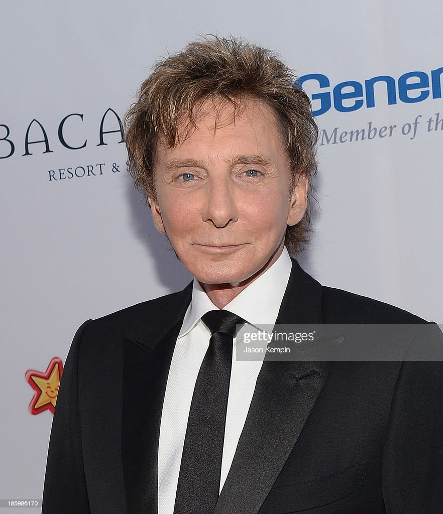 Barry Manilow attends the 12th Annual Celebration Of Dreams Gala at Bacara Resort And Spa on October 26, 2013 in Santa Barbara, California.