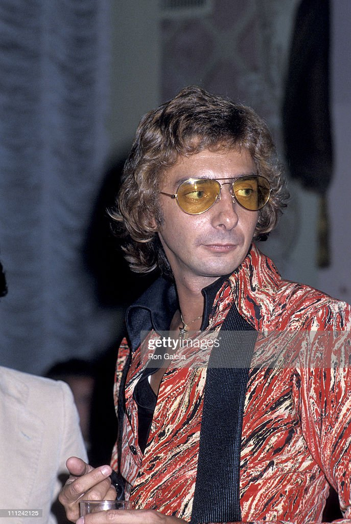<a gi-track='captionPersonalityLinkClicked' href=/galleries/search?phrase=Barry+Manilow&family=editorial&specificpeople=210534 ng-click='$event.stopPropagation()'>Barry Manilow</a> during <a gi-track='captionPersonalityLinkClicked' href=/galleries/search?phrase=Barry+Manilow&family=editorial&specificpeople=210534 ng-click='$event.stopPropagation()'>Barry Manilow</a> Concert After Party at St. Regis Hotel in New York City, New York, United States.