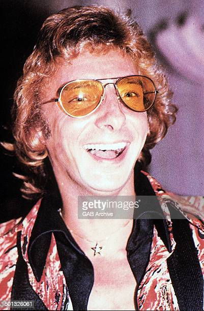 Barry Manilow portrait circa 1975