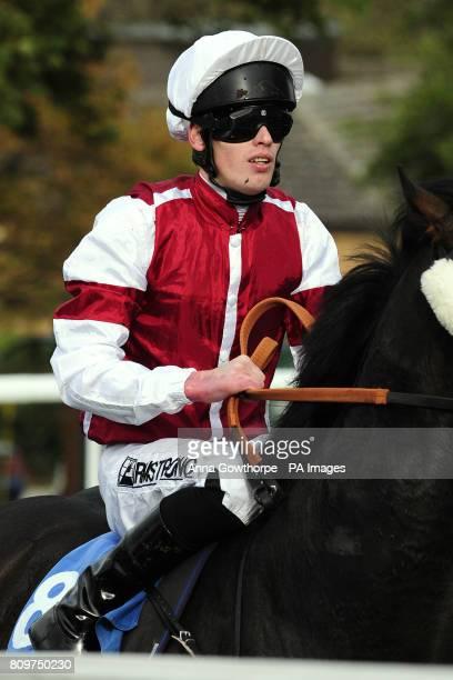 Barry McHugh jockey