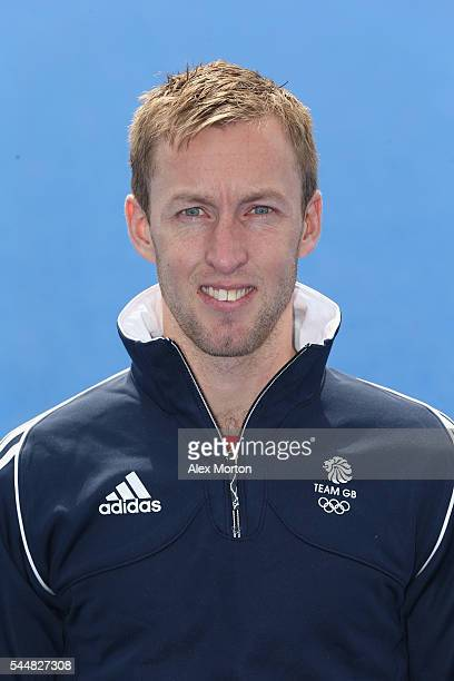 Barry Middleton of Team GB during the Announcement of Hockey Athletes Named in Team GB for the Rio 2016 Olympic Games at the Bisham Abbey National...