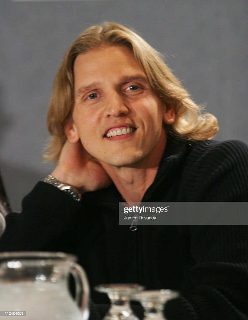 "2003 Toronto International Film Festival - ""The Snow Walker"" Press Conference"