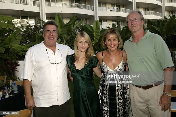 Barry Rivers Claire Danes Stella Rivers and William Hurt