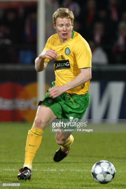 Barry Robson Celtic