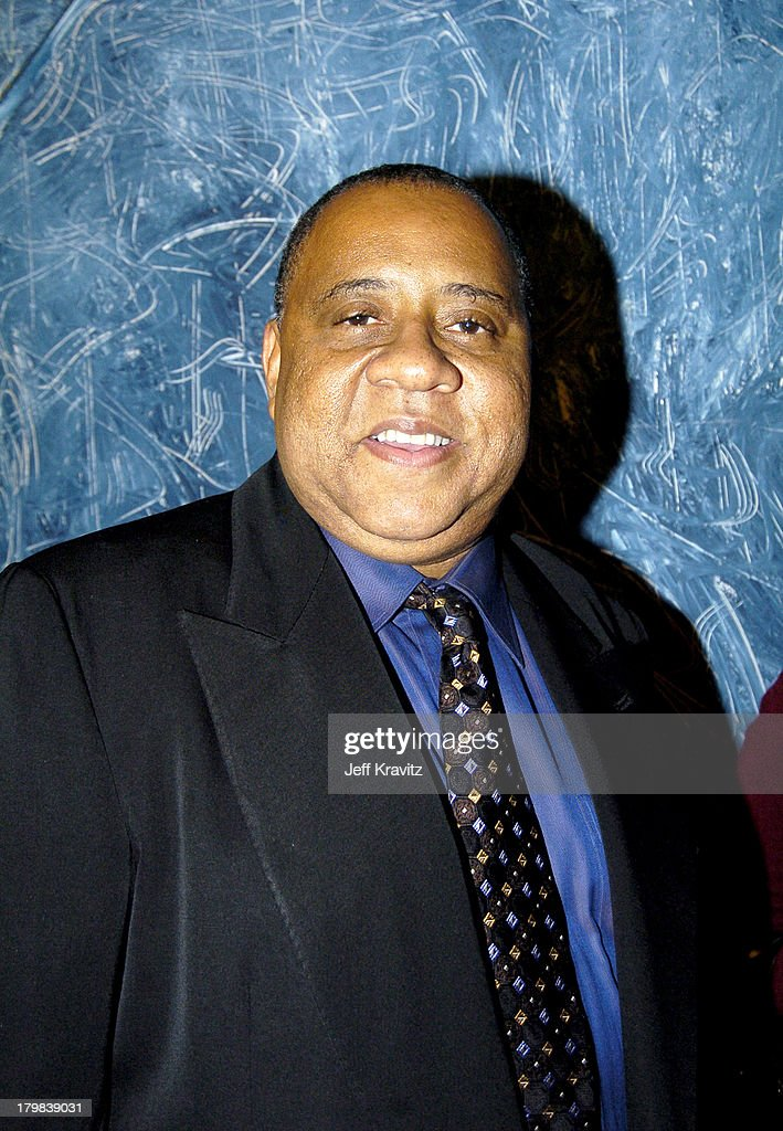 Barry Shabaka Henley during HBO Films' Lackawanna Blues Premiere After Party at House of Blues in Los Angeles California United States