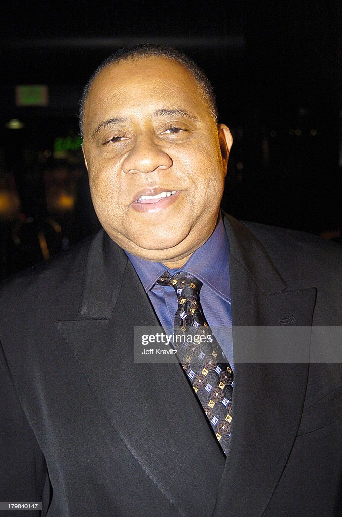 Barry Shabaka Henley during HBO Films' Lackawanna Blues Premiere Red Carpet at DGA in Los Angeles California United States