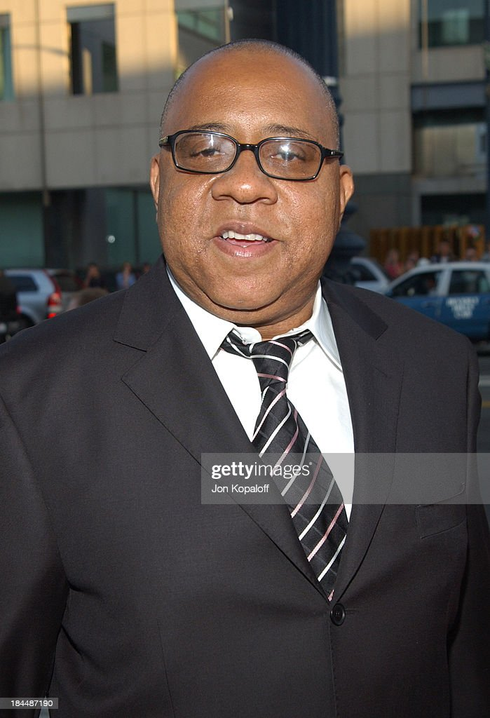 Barry Shabaka Henley during 'The Terminal' World Premiere Red Carpet at Academy of Motion Picture Arts and Science in Beverly Hills California United...