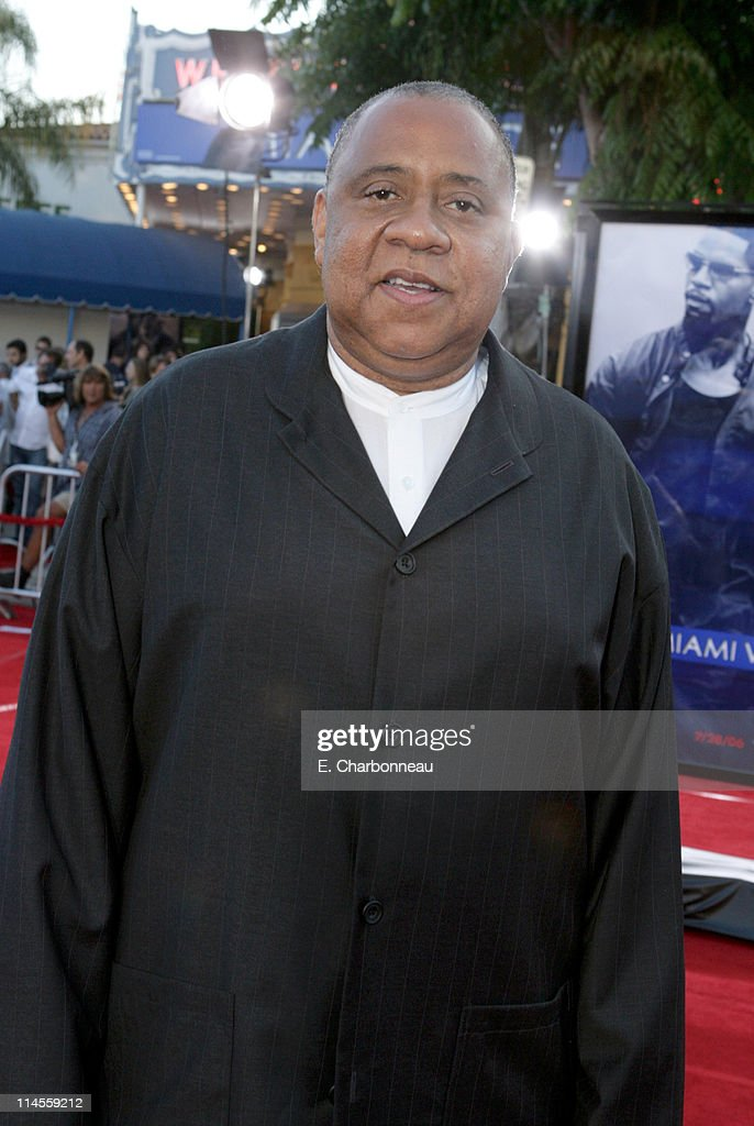 Barry Shabaka Henley during Universal Pictures Presents the World Premiere of 'Miami Vice' at Mann Village Theater in Westwood California United...