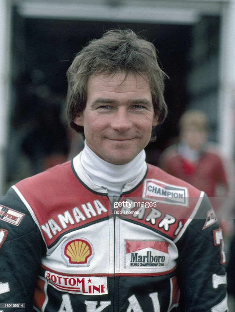 <a gi-track='captionPersonalityLinkClicked' href=/galleries/search?phrase=Barry+Sheene&family=editorial&specificpeople=600476 ng-click='$event.stopPropagation()'>Barry Sheene</a> of Great Britain, circa 1984.