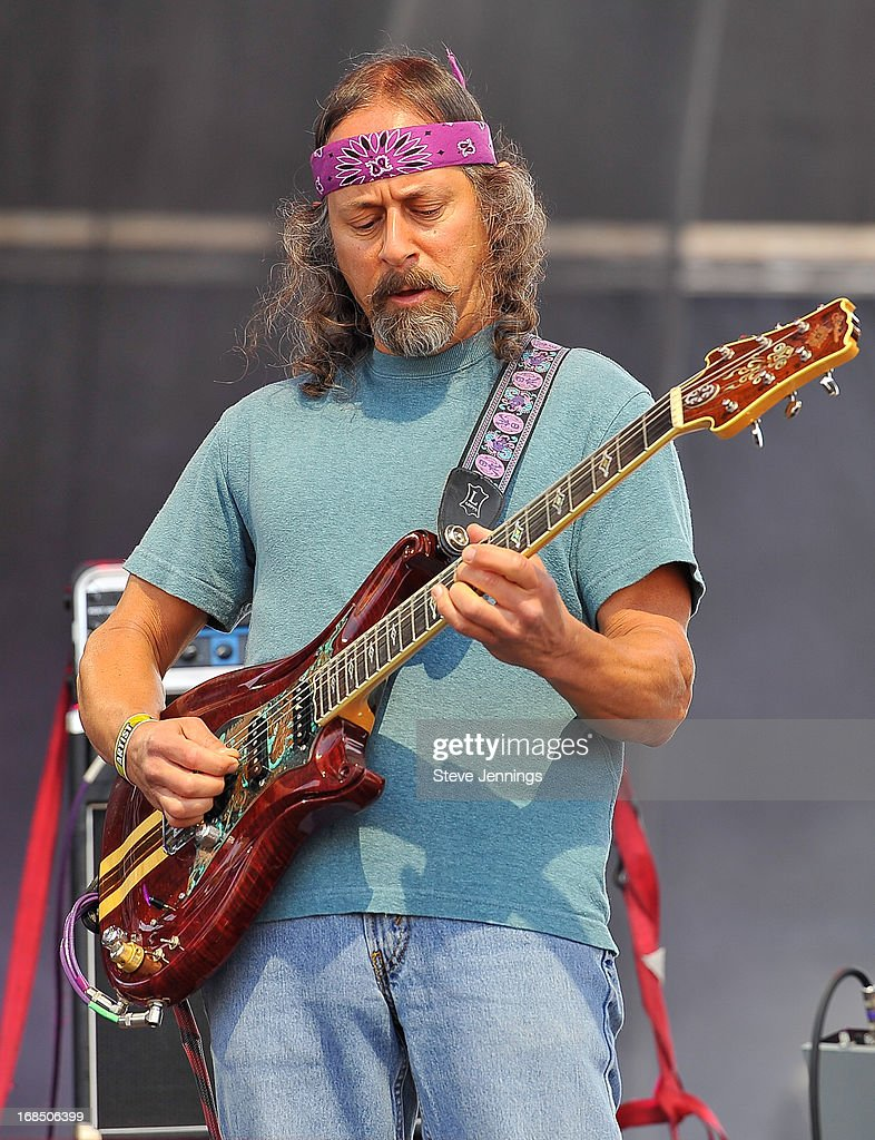 Barry Sless of Moonalice performs on Day 1 of the BottleRock Napa Valley Festival at Napa Valley Expo on May 9, 2013 in Napa, California.