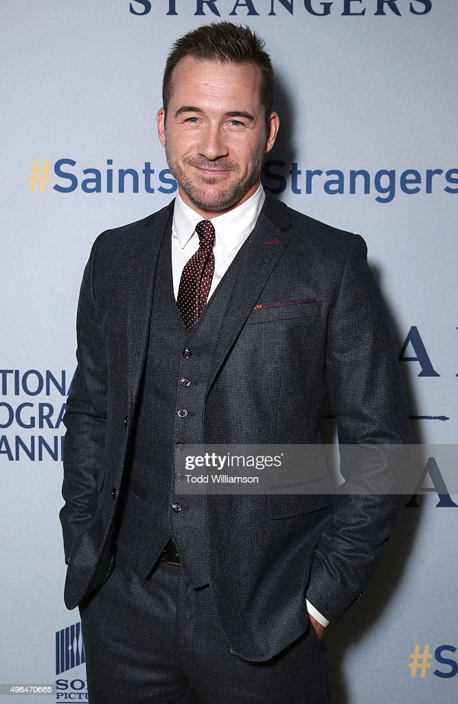 <a gi-track='captionPersonalityLinkClicked' href=/galleries/search?phrase=Barry+Sloane&family=editorial&specificpeople=1892156 ng-click='$event.stopPropagation()'>Barry Sloane</a> attends National Geographic Channel's 'Saints & Strangers' World Premiere Event at Saban Theatre on November 9, 2015 in Beverly Hills, California.