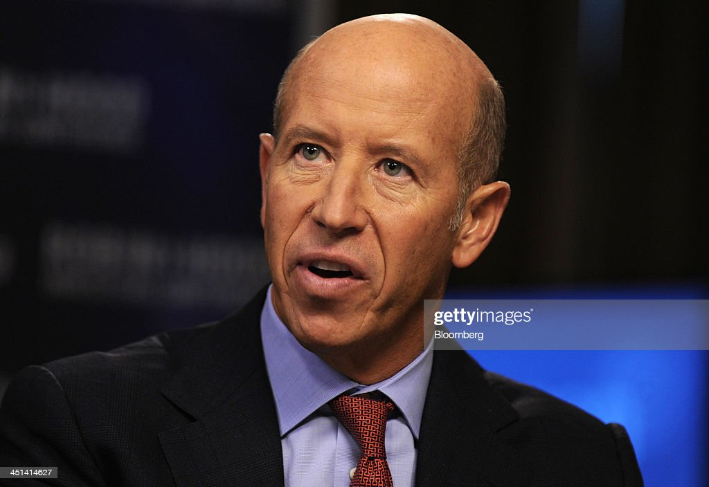 Barry Sternlicht, chief executive officer of real estate investment firm Starwood Capital Group LLC, speaks during a television interview at the Robin Hood Investors Conference in New York, U.S., on Friday, Nov. 22, 2013. Sternlicht said an abundance of credit available, disputing a comment made by former U.S. Treasury Secretary Lawrence Summers about banks needing to do more lending to stimulate the economy. Photographer: Peter Foley/Bloomberg via Getty Images