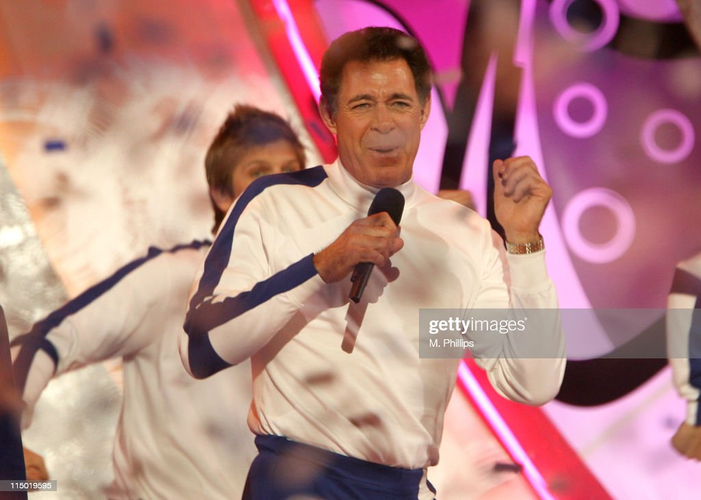 <a gi-track='captionPersonalityLinkClicked' href=/galleries/search?phrase=Barry+Williams+-+Actor&family=editorial&specificpeople=210921 ng-click='$event.stopPropagation()'>Barry Williams</a> performs during 5th Annual TV Land Awards - Show at Barker Hangar in Santa Monica, California, United States.