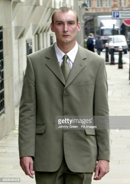 BarryLee Hastings Tottenham in north London leaves the Old Bailey in central London after appearing in court on charges of murder Fatheroftwo Barry...