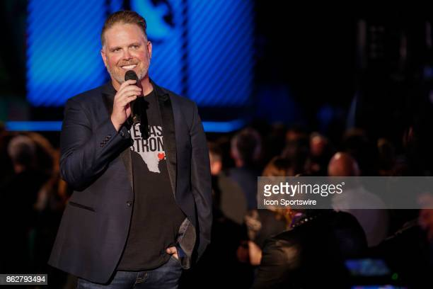 Bart Millard during the 48th Annual GMA Dove Awards in Allen Arena on October 17 2017 in Nashville TN