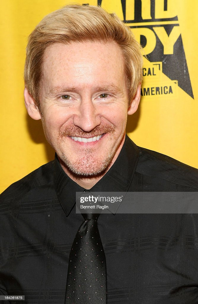 Bart Shatto attends 'Hands On A Hard Body' Broadway opening night after party at Roseland Ballroom on March 21, 2013 in New York City.