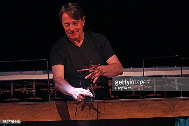 Baryshnikov Arts Center Presents 'The Daisy Theatre' by Ronnie Burkett Theatre of Marionettes at Jerome Robbins Theater on Sunday afternoon September...